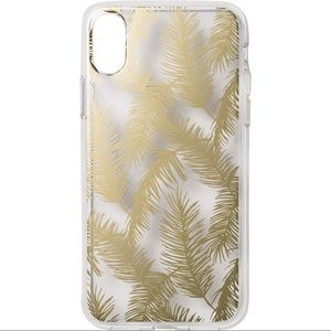 heyday™ iPhone X Printed Feathers Case